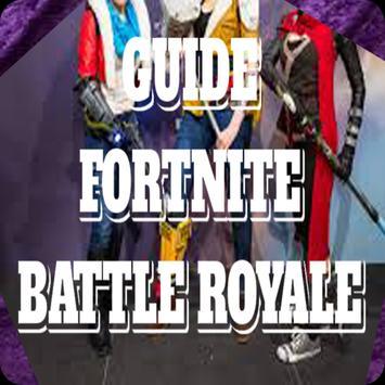 Guide Fortnite poster