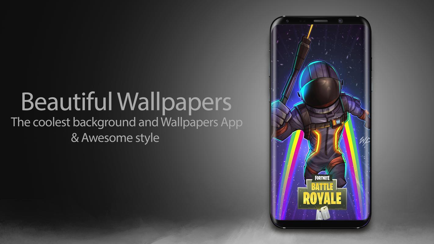 Fortnite Wallpaper HD 4K For Android