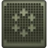 Retro LCD Smart Launcher Theme icon