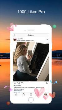 Royal Likes Pro Instagram screenshot 2