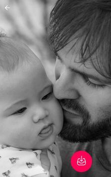 صور عن الاب Father And Baby Wallpaper screenshot 3