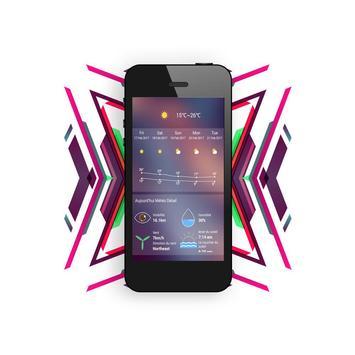 launcher ios 11 apk screenshot
