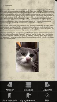 Las Crónicas de Teresa (ebook) apk screenshot