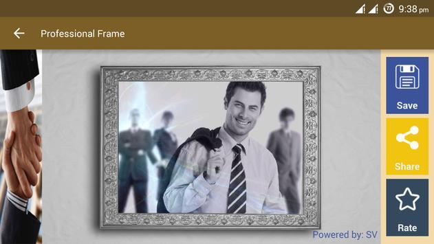 Professional Frame screenshot 5