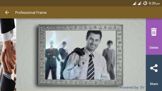 Professional Frame screenshot 6