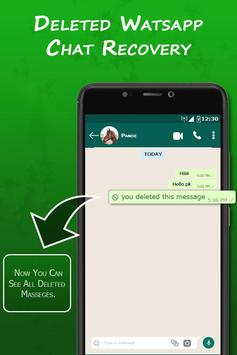 Recover Deleted Chat and Image screenshot 2