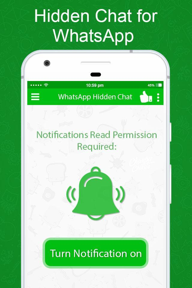 Hidden Chat For Whatsapp No Last Seen Status For Android