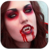 Vampire Me Effect Booth Camera icon