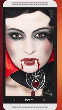 Vampire Me Effect Booth Camera apk screenshot
