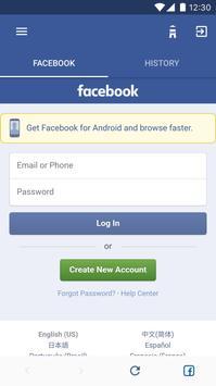 Facebook Video Downloader poster