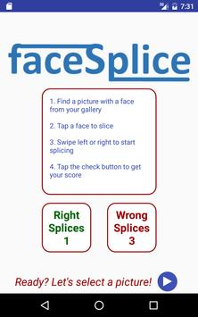 faceSplice apk screenshot