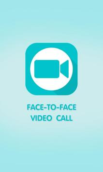 Face-To-Face Video Call poster