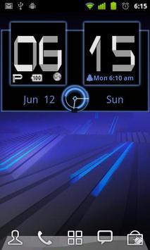Download Honeycomb Weather Clock Widget 4 5 0 APK for
