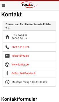 FaFritz screenshot 3