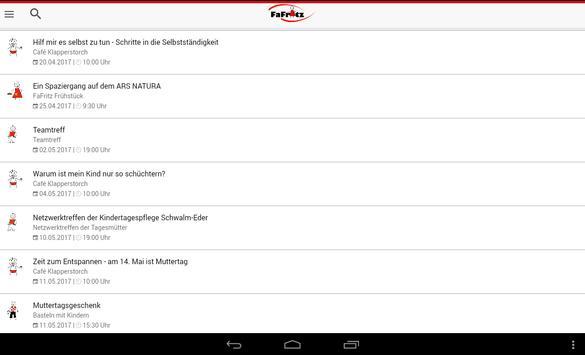 FaFritz screenshot 5