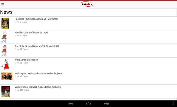 FaFritz screenshot 7