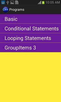 C++ App By Fagun apk screenshot