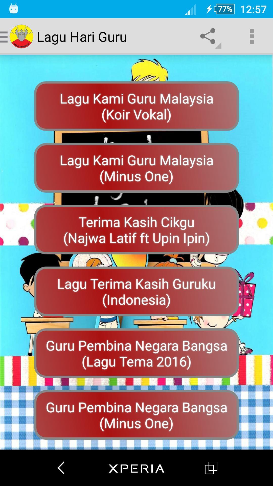 Hari Guru For Android Apk Download