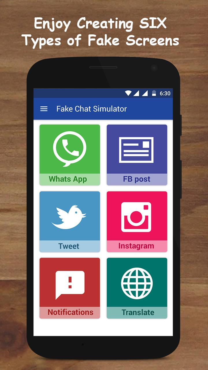 Fake Chat Simulator for Android - APK Download
