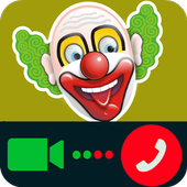 Fake Video Call icon