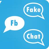 Fake Chat Conversations Prank icon