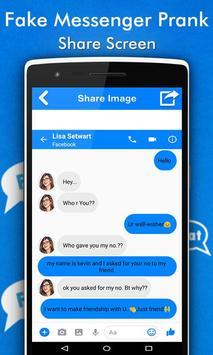 Fake Chat Conversations Prank screenshot 3