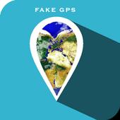 Fake GPS - Joystick icon