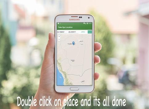 how to get to mock gps location android