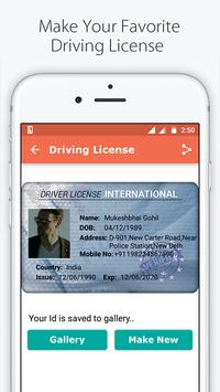 Card Download Fake Maker Id Apk For India - Android