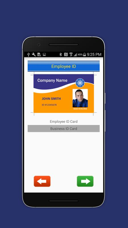 Fake Id Maker Pro Free For Android Apk Download
