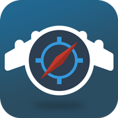 Fly GPS with Joystick icon