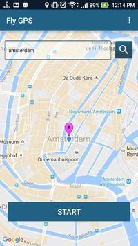 Fly GPS with Joystick screenshot 1