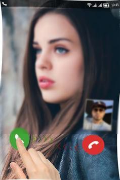 Fake call Mackenzie Ziegler screenshot 2