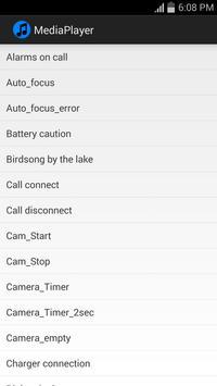Media Player apk screenshot