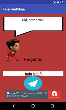 Fale com Dilma poster