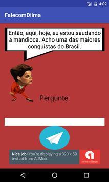 Fale com Dilma screenshot 2