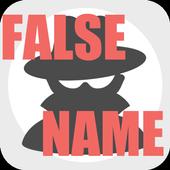False Name Maker icon