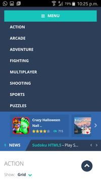 Famobi - Top Free Online Games apk screenshot