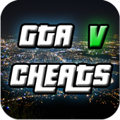 Cheats for GTA 5 all platforms icon