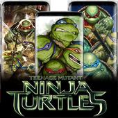 Ninja Wallpapers Turtles HD 4K icon