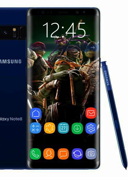 Ninja Wallpapers Turtles HD 4K poster