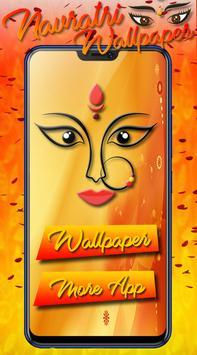 Navratri Wallpaper : Maa Ambe Wallpapers HD 2018 poster