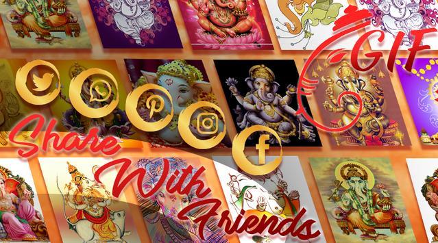 Ganesh GIF : Lord Ganesh GIF screenshot 3