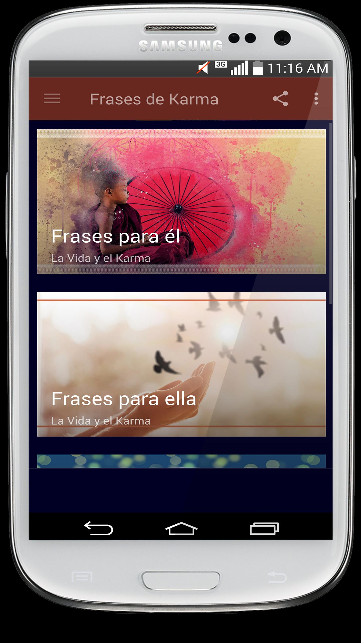 Frases De Karma For Android Apk Download