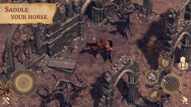 Grim Soul скриншот 3