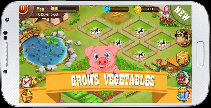 Farms Simulator 2017 poster