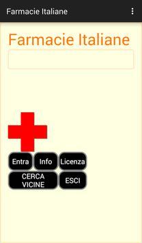 Farmacie Italiane apk screenshot