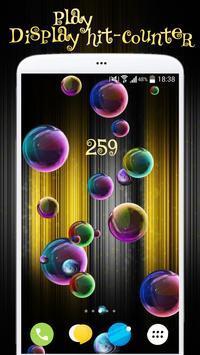 Magic Bubbles Live Wallpaper screenshot 5
