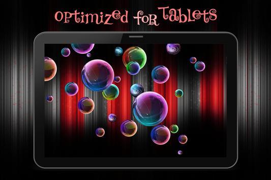 Magic Bubbles Live Wallpaper screenshot 14