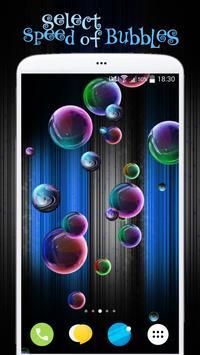 Magic Bubbles Live Wallpaper apk screenshot